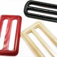 אבזמי פלסטיק מרובעים