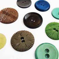 כפתורים ירוקים