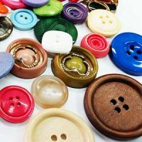 כפתורים מעץ